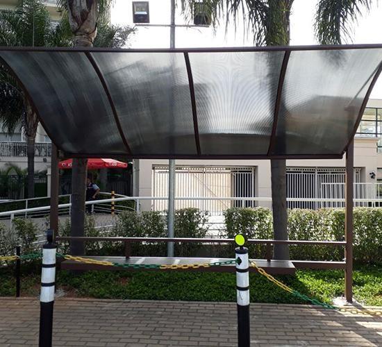 Abrigo de Ônibus Onda (2)